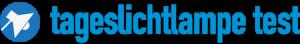 Tageslichtlampe Test Logo
