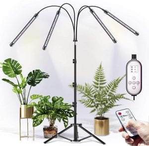 CXhome LED Pflanzenlampe